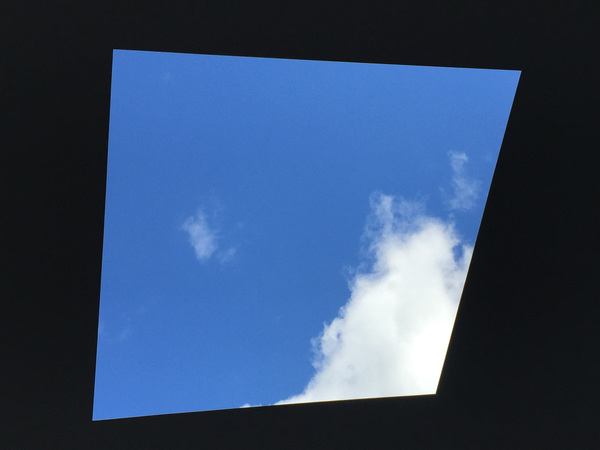 James Turrell in Museum Voorlinden