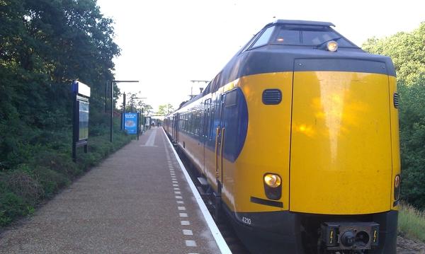 Weer een andere trein #rhenen