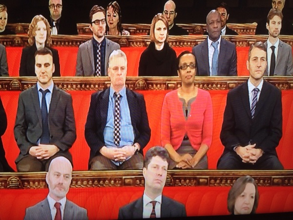 Hey @Toothy73 it seems like we needn't toil for Auntie any longer; we've been elevated to the House of Lords!
