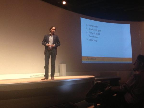 Bij Tradetravel nu @edwords on stage. Eens kijken wat hij te vertellen heeft.