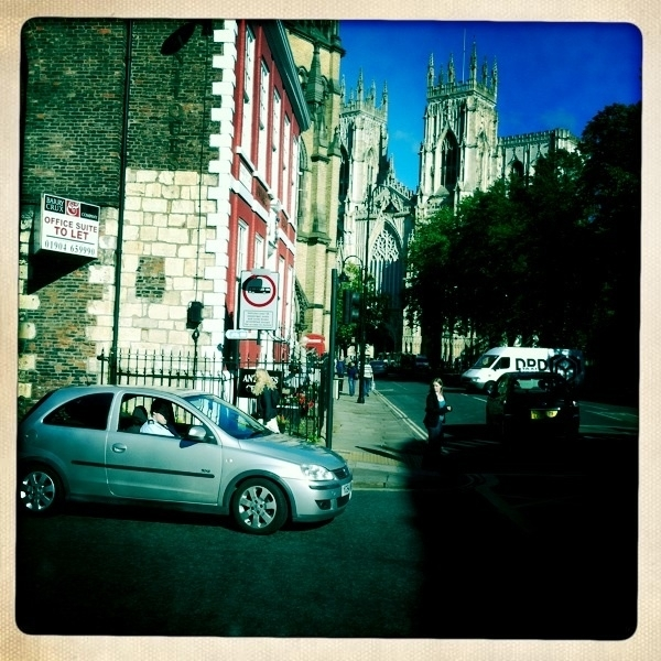 As I'm in York, here's today's #photooftheday
