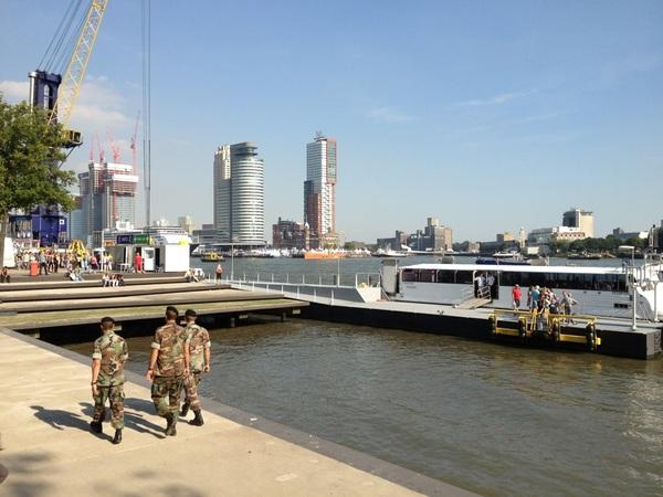 Wereldhavendagen in Rotterdam