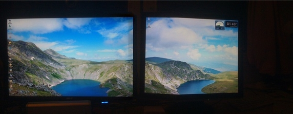 Panorama desktop