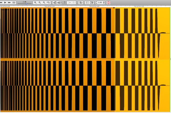 This sounds as cool as it looks. Can you guess what it is? #screenshot #SoundDesign