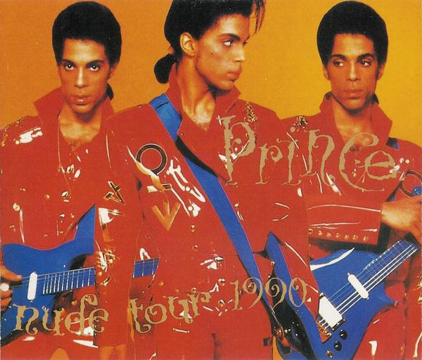 Zag the Nude tour van #Prince. #concert. Het concert was totaal verregend en werd afgelast na vijf kwartier. http://prbt.nl/E458BA72