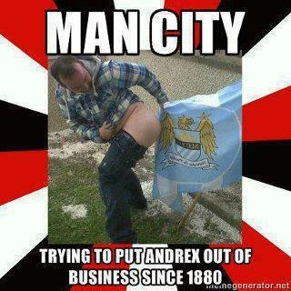 Man City sucks