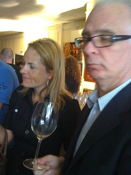 Oud medecursisten wijnbrevet genieten ook