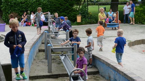 Vandaag bezochten de jongste deelnemers van #sjvkvw #rosmalen speeltuin @kwekkeltje @SJVRosmalen