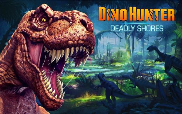 Dino Hunter Deadly Shores Hack Tool No Survey Unlimited Gold