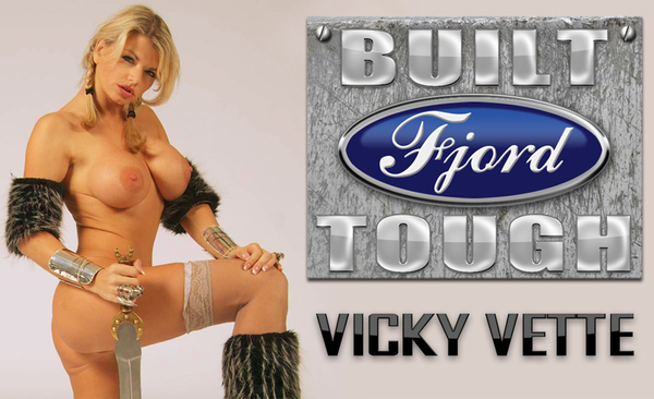 Built Fjord Tough... @vickyvette > Retweet it if You Like It!