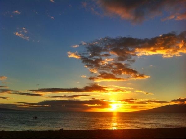 Another kaanapali sunset