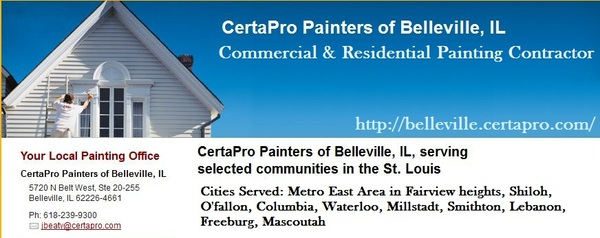 Commercial & Residential Painting Services in Shiloh