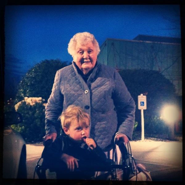 Fletcher of the day: Great-Grandma Alice