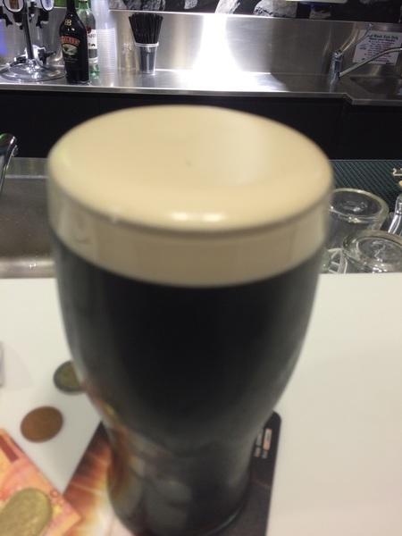 One last proper pint before I go... #mothersmilk  #nationaltreasure