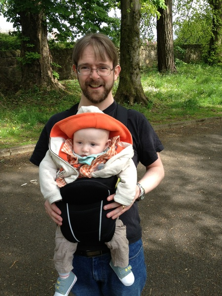 @ats2040 out for a walk :-)