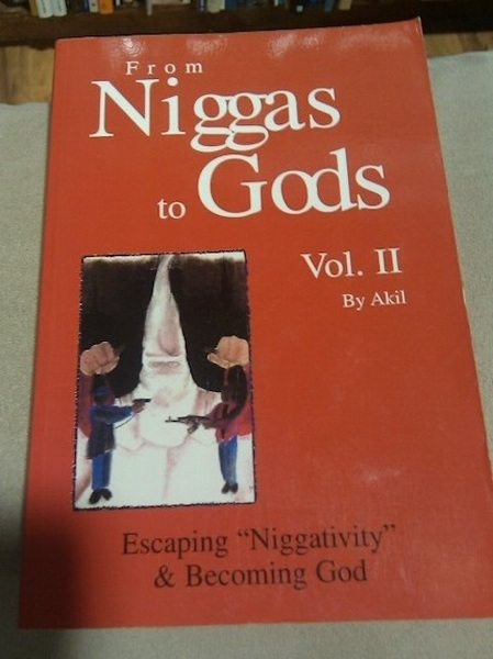 "Today I learned a new word. ""Niggativity"""