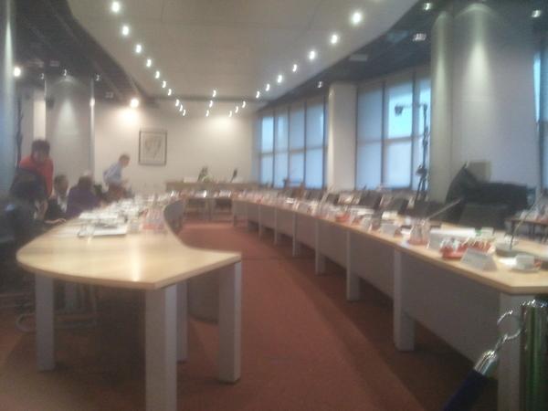 Schorsing gemeenteraad Rijswijk