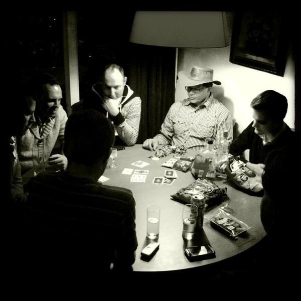 Poker @ Dennis' Place