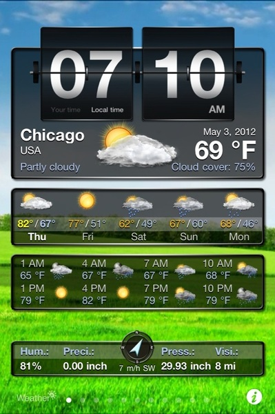 Suppose to be beautiful in the Midwest.. maybe a lil rain later.. ;-) Morning Tweeties! #Chicago