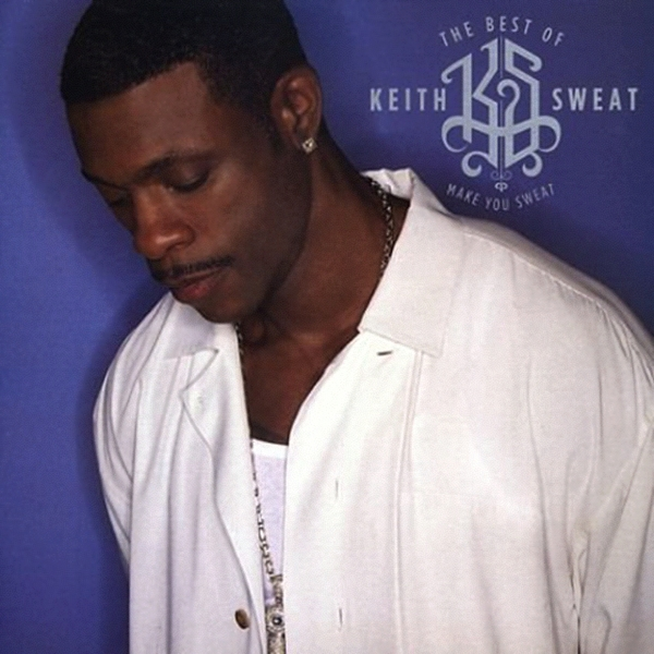 #NowPlaying: ♬ '14 - I'll Give All My Love To You' - Keith Sweat ♪