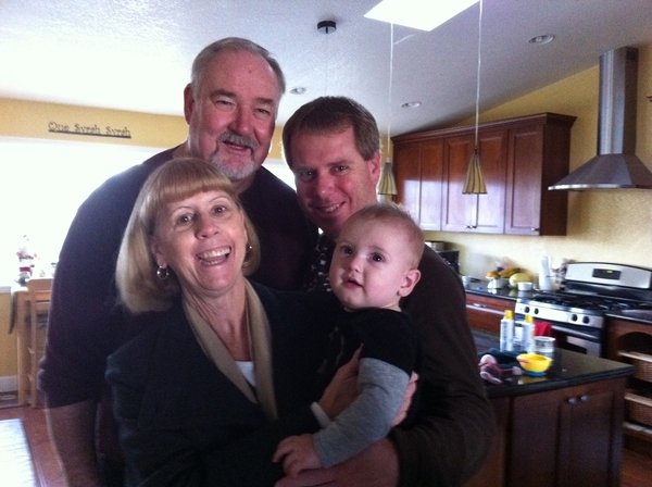 Fletcher of the day: family