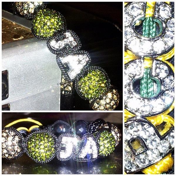 #Rep Hard or Go #Home | #Jamaica #JA #JamRock #Jamaican #Love | #Custom #Shamballa #Bracelets | @poetikempire