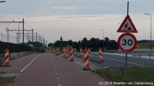 Vandaag nemen we u weer mee naar #werkzaamheden @shertogenbosch die er niet zijn #verkeershinder