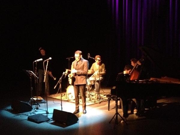 Benjamin Herman #soundcheck #LV #Jazz #Rdam