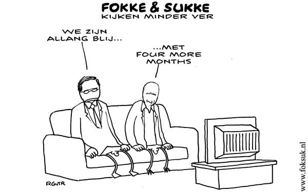 """Morgen weer #FokSuk met """"Risje"""" er achter. Jammer dat @foksukJM niet meer twittert..."""