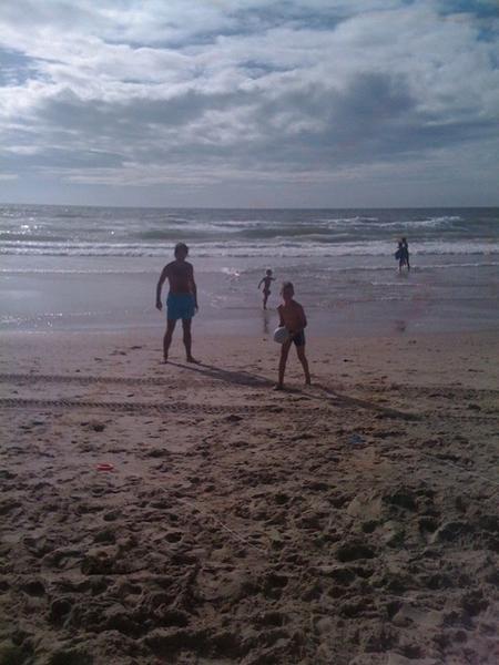 Last summerholiday weekend #Bakkum, the sea never bores...