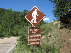 Big Foot Xing