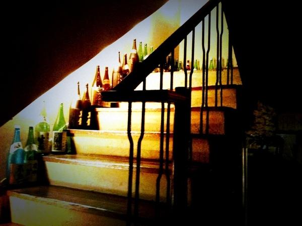 福井市の小じゃれた居酒屋なう。