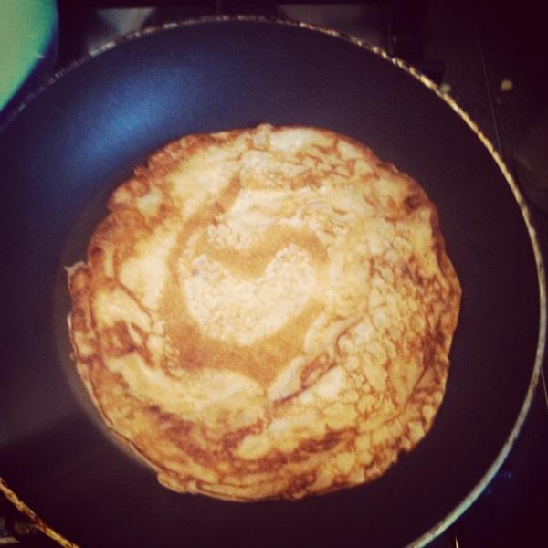 I heart pancakes