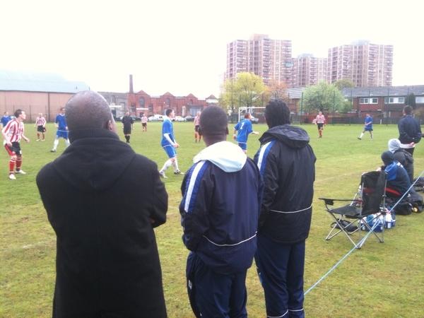 FC United Youth v. Altrincham Youth