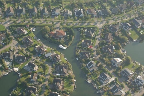 Nog twee mooie topdown shots van afgelopen vrijdag #Zeeland #dakenlandschap