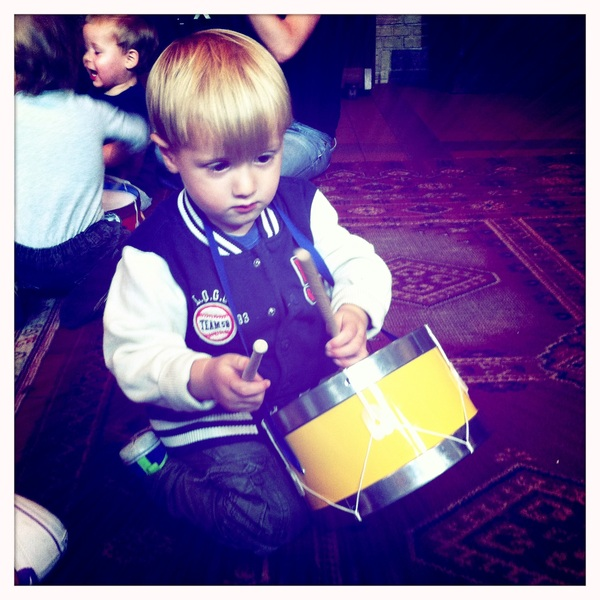 Fletcher of the day: Drum