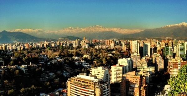 Santiago adiós hasta la próxima. La siguiente parada es México City