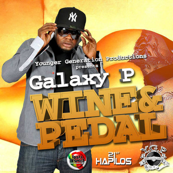 GALAXY P - WINE & PEDAL - SINGLE - #ITUNES 7/30/13 @slr_ygp