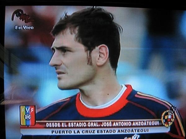 #Futbol | Antesala #Venezuela  vs #España | 2011  (4)