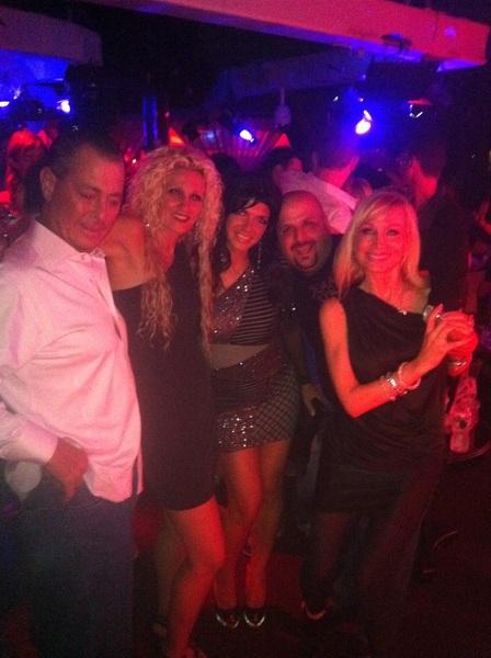 @Teresa_Giudice @KimDPosche @WillLoveInc  @OnlyMattMartin Great night at Bliss !!!