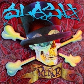 Grace au shuffle je redécouvre cet album fabuleux! Bourré de guitares! ♬ 'Back from Cali' - Slash ♪