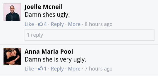 Dear #Argentina - #Facebook had #NoChill calling your former #President ugly. #LOL #BlackTwitter