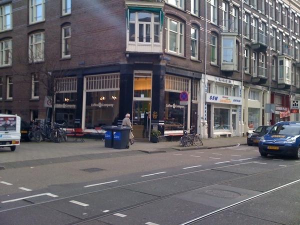 The Coffee Company Van Wauw. #nietopditknopjedrukken