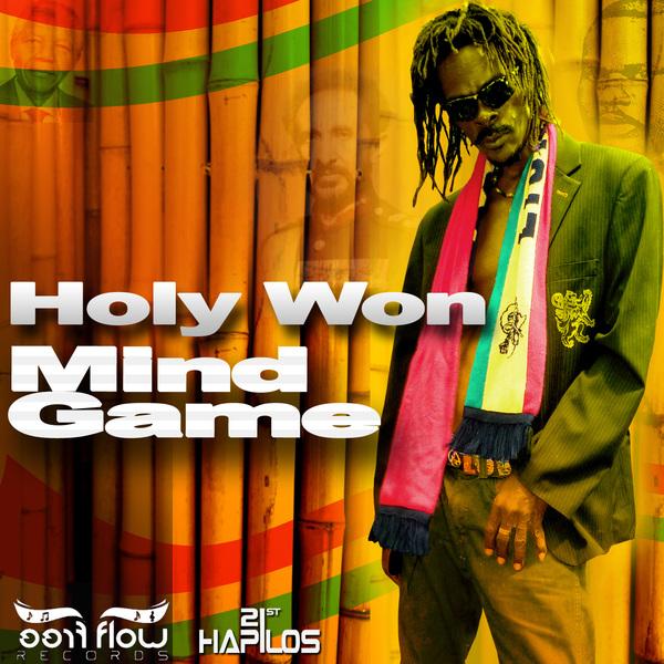 HOLY WON - MIND GAME - ALBUM - FREE FLOW RECORDS #ITUNES 9/24/13 @freeflowrecords