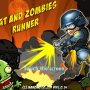 #SwatAndZombiesRunner - Think Jetpack Joyride but better with zombies. I like it. #Android #Apple #Zombies