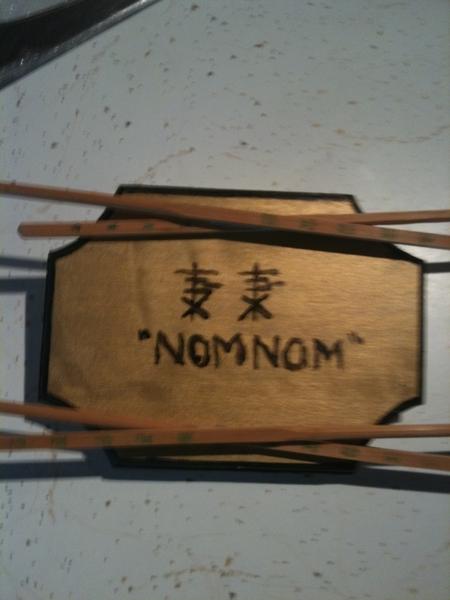 Best psych ward craft ever from @eatsshootsedits #nomnom