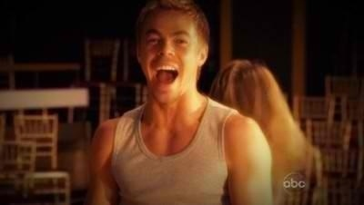 Thanks for that smile  @derekhough!