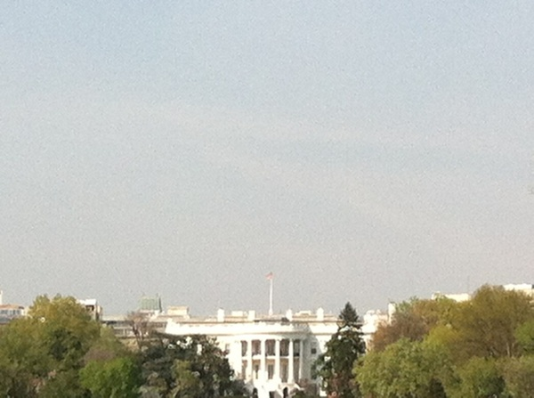 The Obama residence