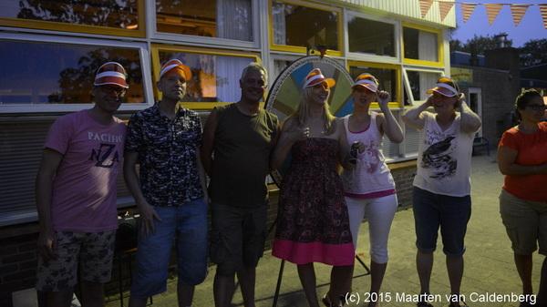Vanavond was de #ouderbedankavond op @kctven #rosmalen en dit is het winnende groepje ouders