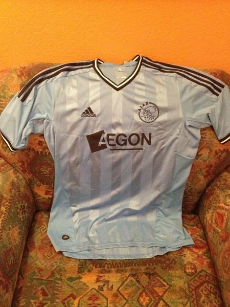 @SwapOfTheTable Ajax Adidas Large BNWT #swapofthetable